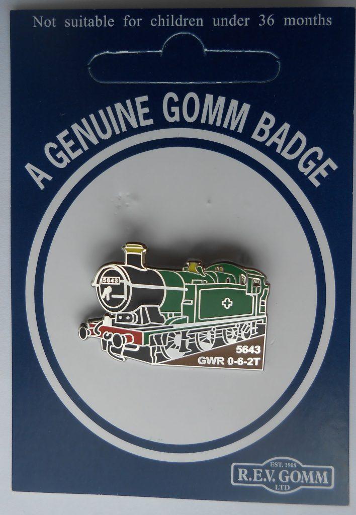 5643 badge