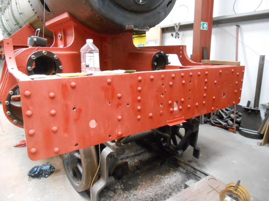 Wootton Hall's freshened up front buffer beam