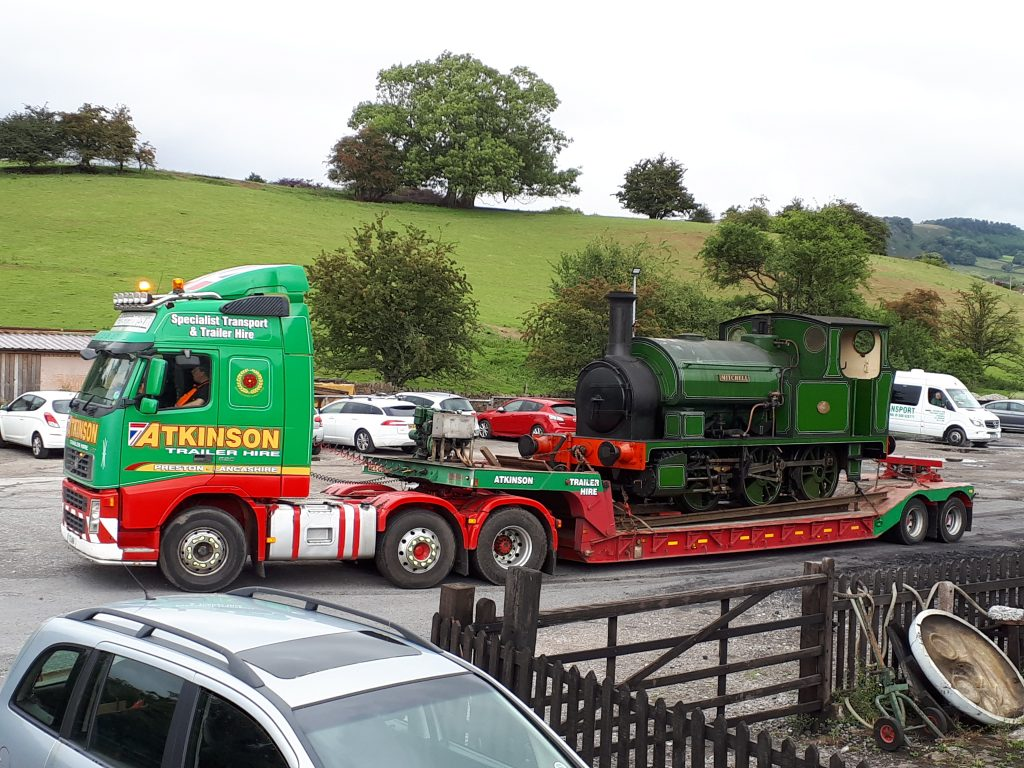 Illingworth sets off from Embsay
