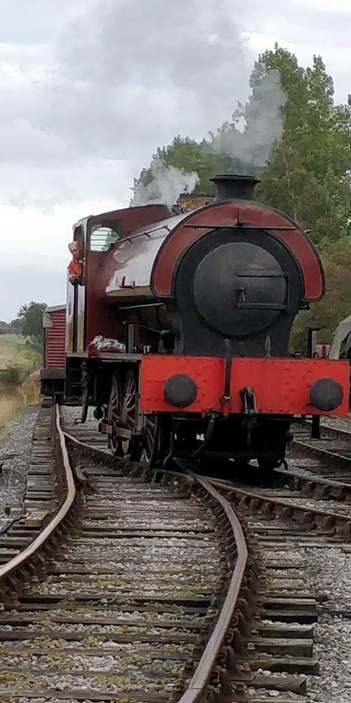 Cumbria back in steam again