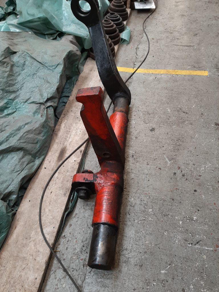 5643's main brake shaft