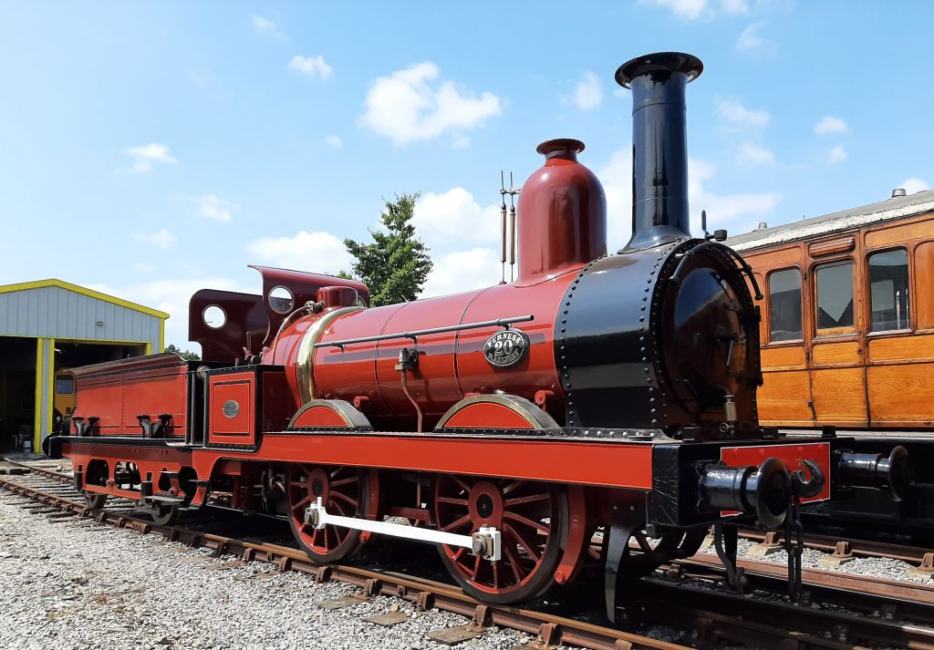 FR 20 with GER No. 5