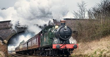 5643 during the 2014 GCR gala