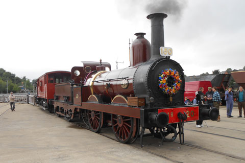 FR Number 20 at Locomotion