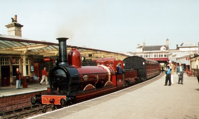 Furness Railway Number 20 Picture Library