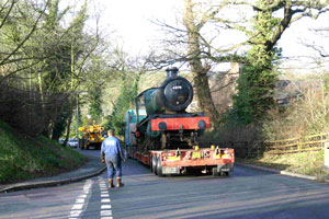 4979 arrives at Appleby