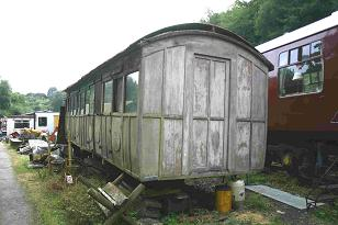 NLR First Class carriage